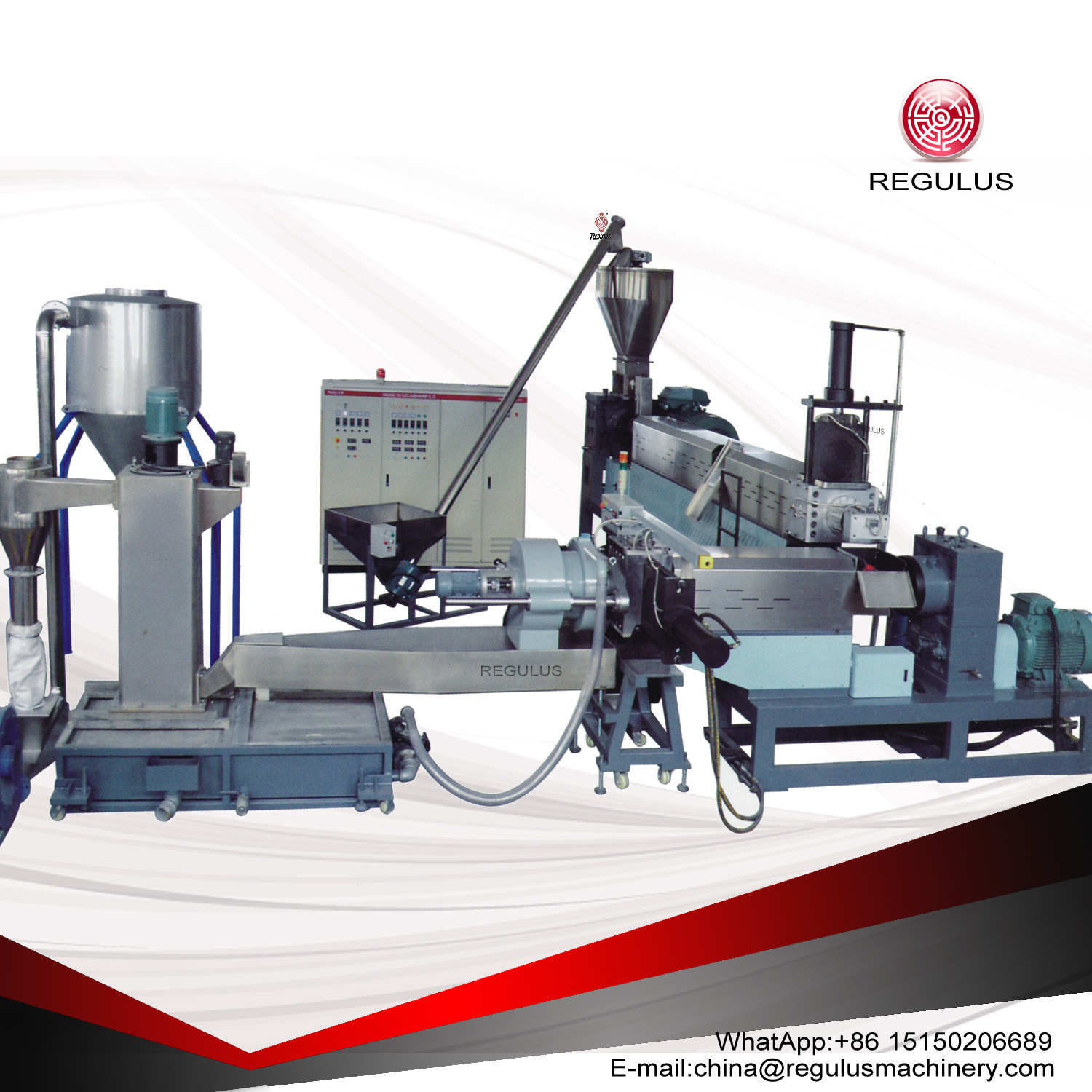 Zhangjiagang Plastic Recycling Machine