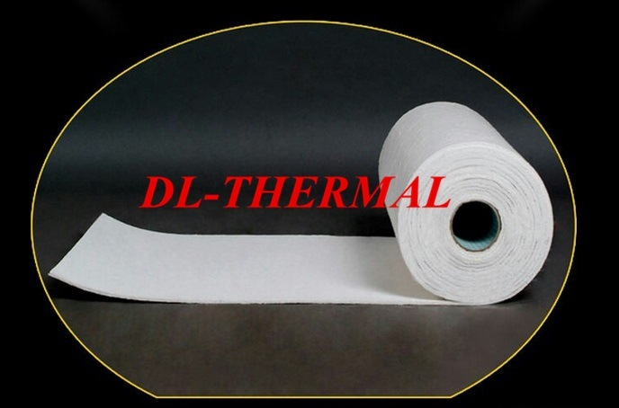 Fireproof Paper and Thermal Insulation Ceramic Fiber Paper (Temperature Grade 1350)