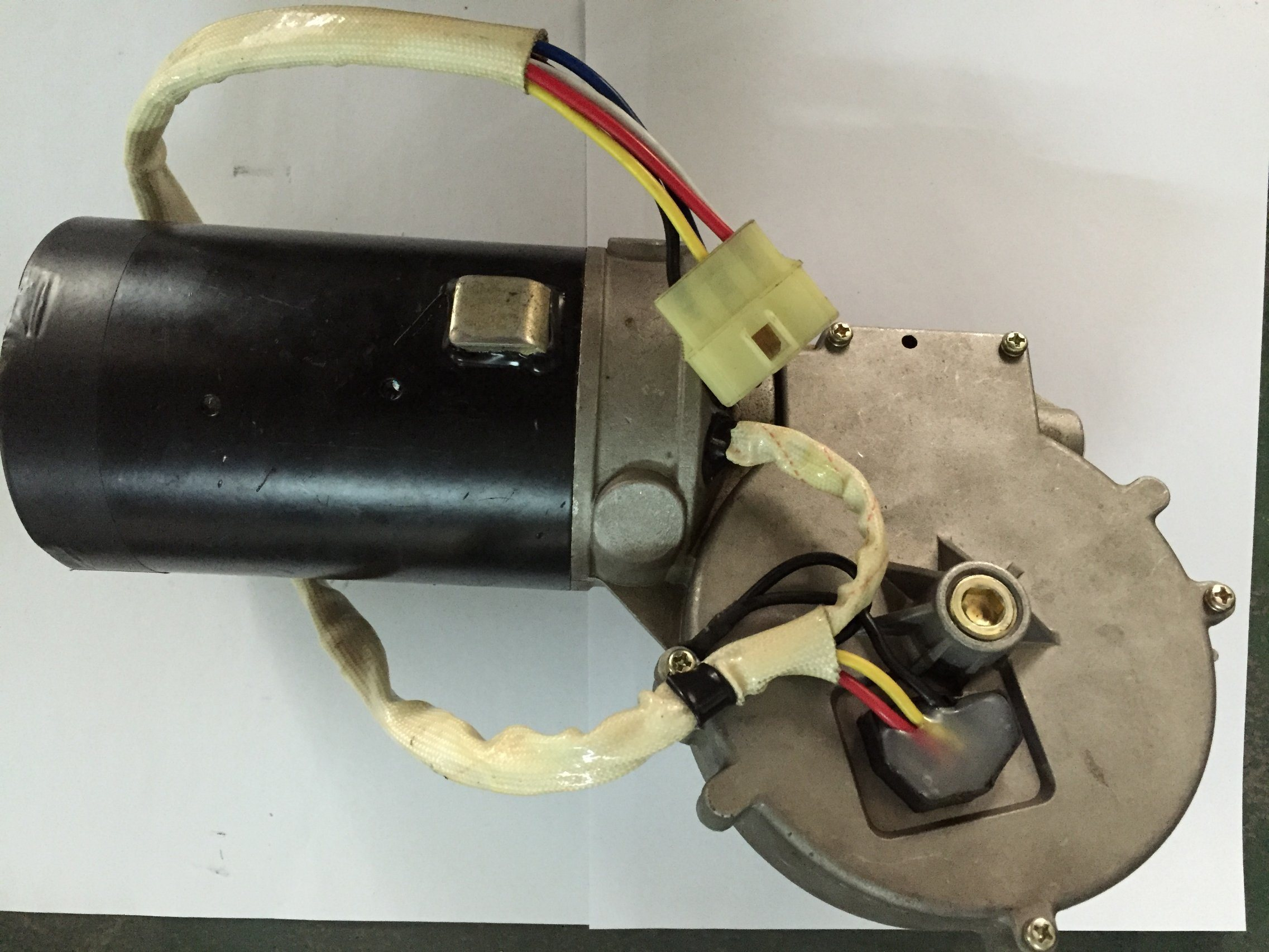 CE Approved DC Motor for Bus (LC-ZD1001)