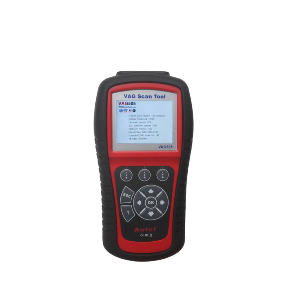 Autel Maxiservice VAG505 Scan Tool for VW for Audi for Seat for Skoda