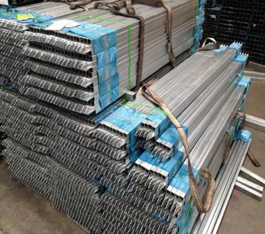 Galvanized Steel Fencing Pressed Spear