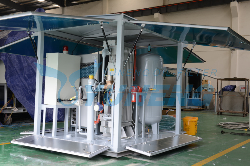 Dry Air Generator 6000L Per Hour Gf Series