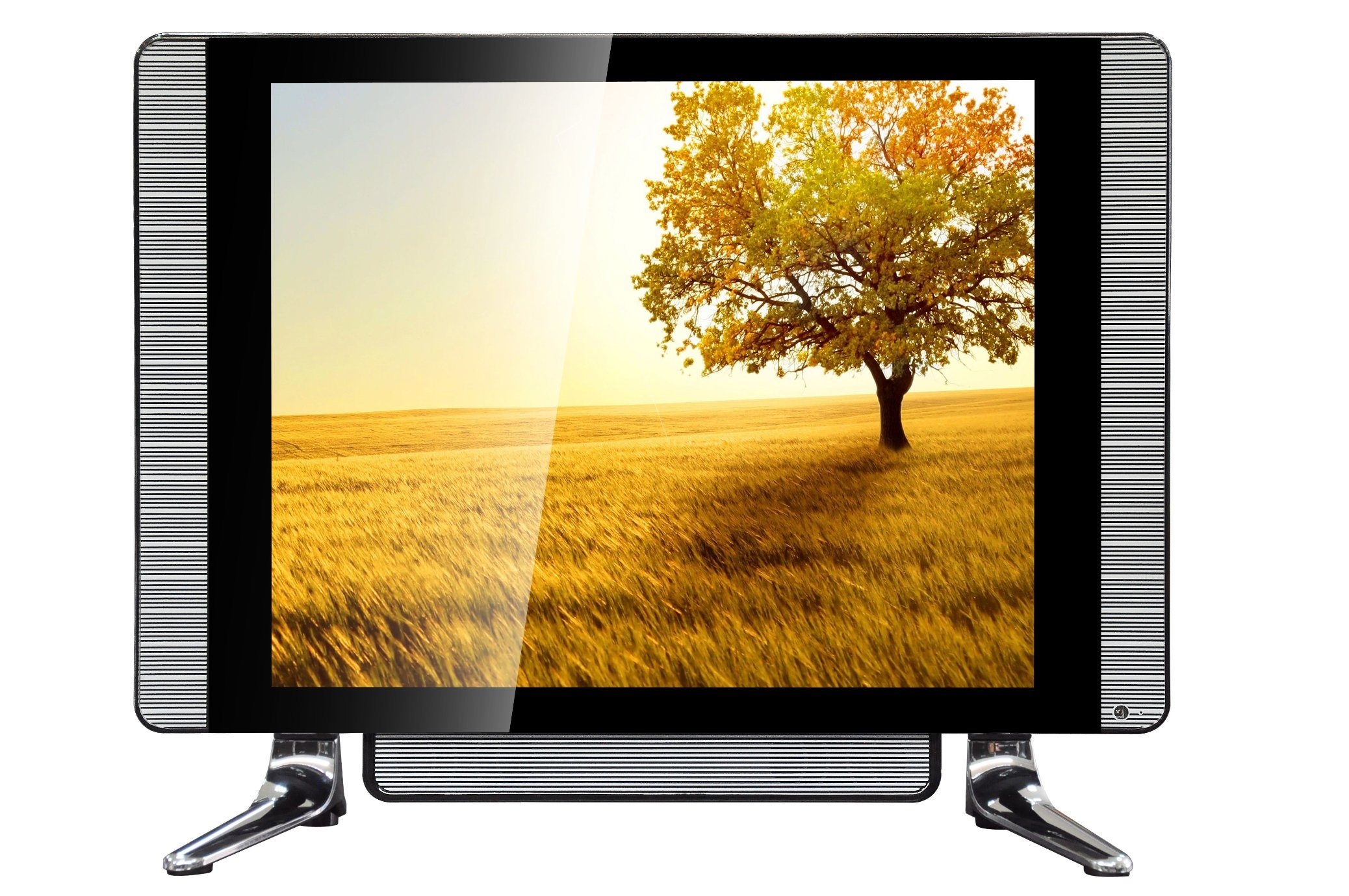 15 Inches Flat Screen Tvcolor LCD LED TV for Home Hotel Use