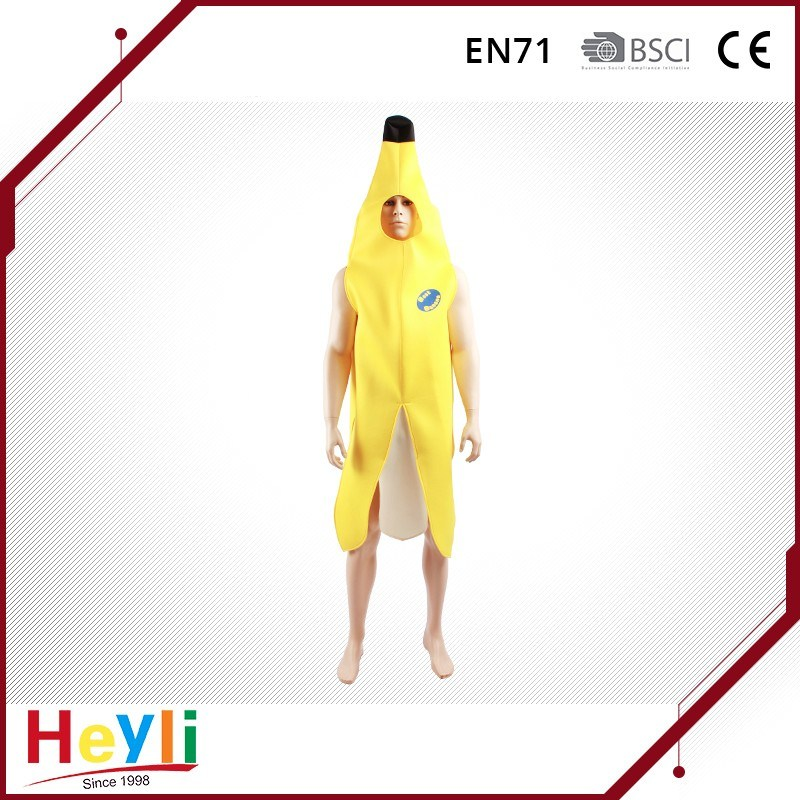 fashion and Funny Party Banana Cosplay Costumes