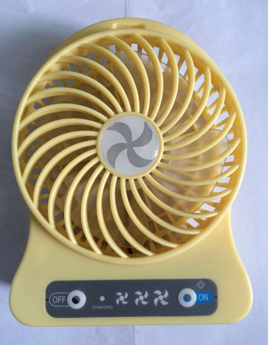 Hot Sell Gift Mini DC 5V Rechargeable Fan