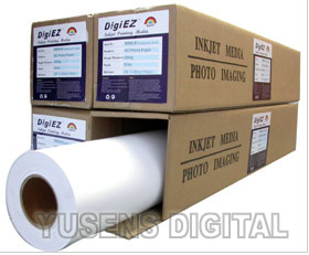 100GSM Dye Sublimation Heat Transfer Paper in Rolls
