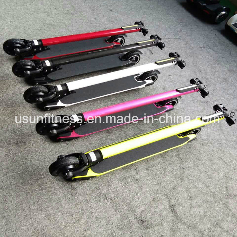 2017 Aluminum Alloy Folding Electric Scooter with Cheap Price