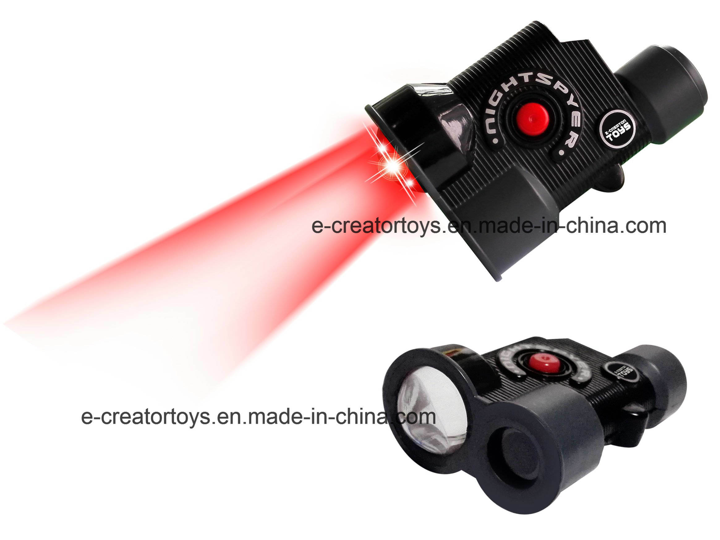 New Style Night Telescope in Detective Series Toys for Promotional Gift