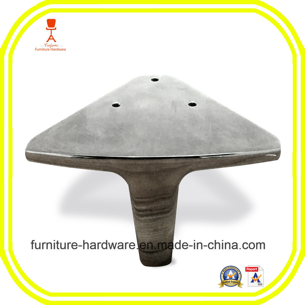 China Replacement Furniture Parts Metal Polished Chrome Legs For Sofa  Footstool   China Furniture Leg, Sofa Leg