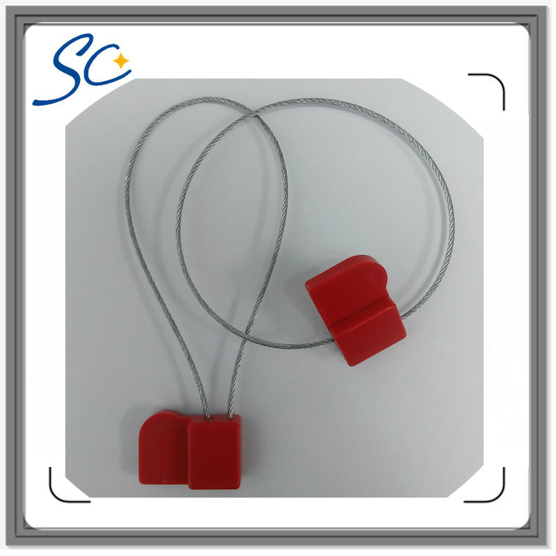 Professional 840~960MHz Printable Wire Cable Seal Tag RFID