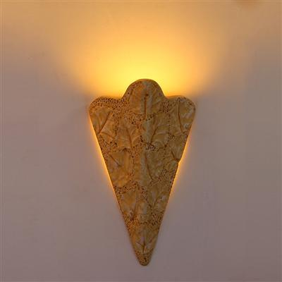 Sixu Retro Style Plaster Wall Lamp Hr-2007