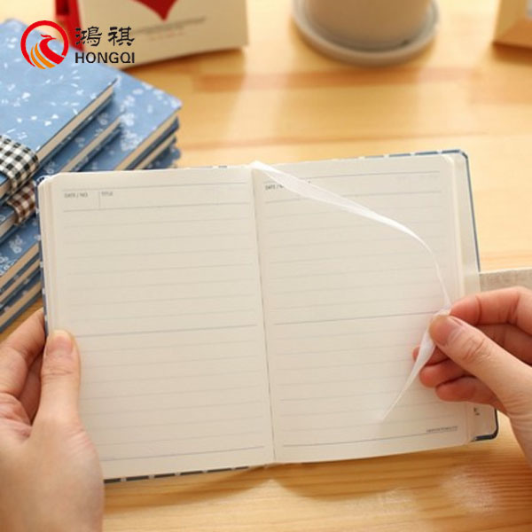 Hardcover Notebook for School