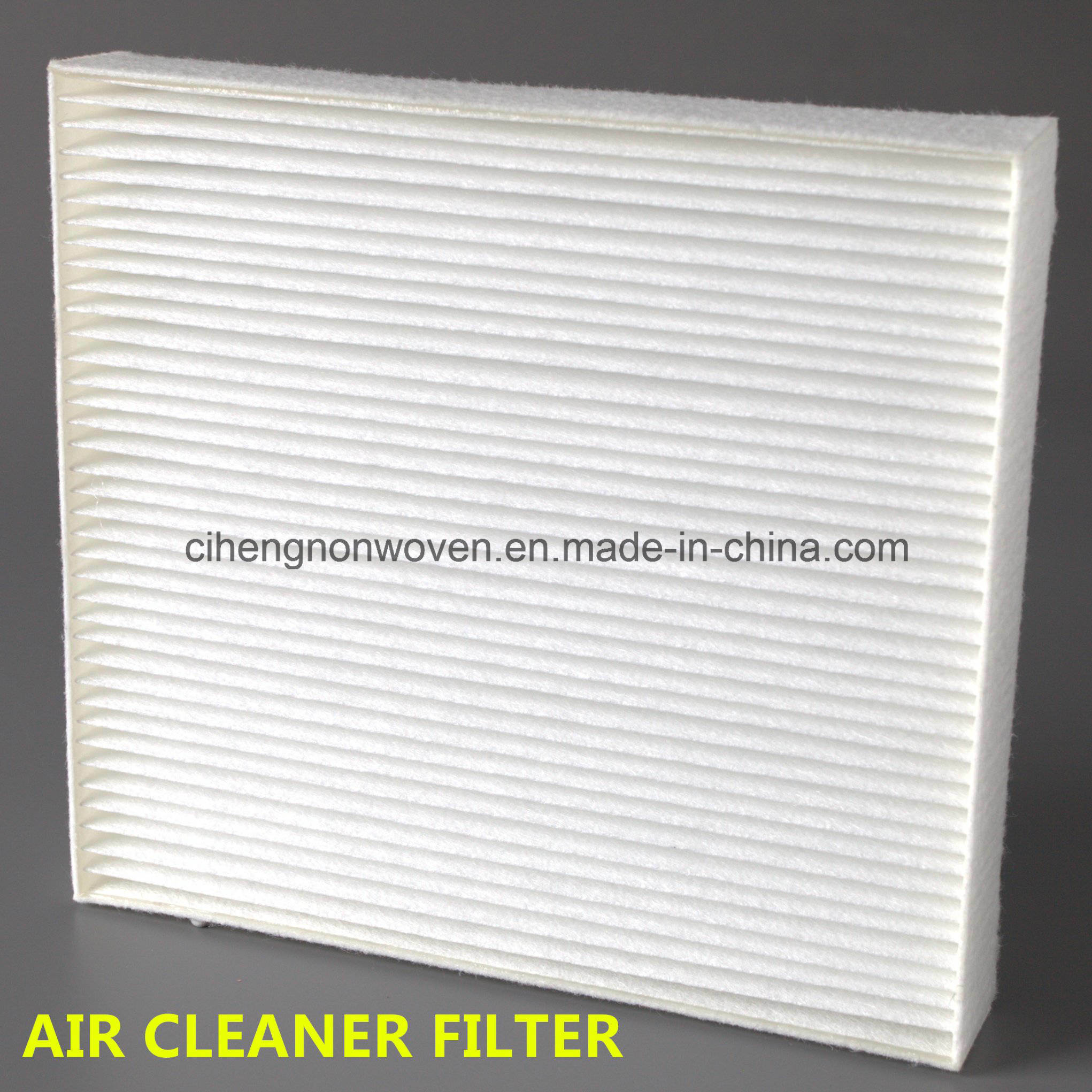 Laminated Melt-Blown Air Filter Media