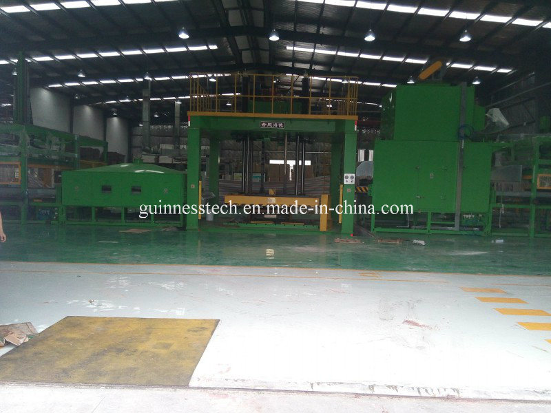 Integrated Material Infrared Heating Production Line