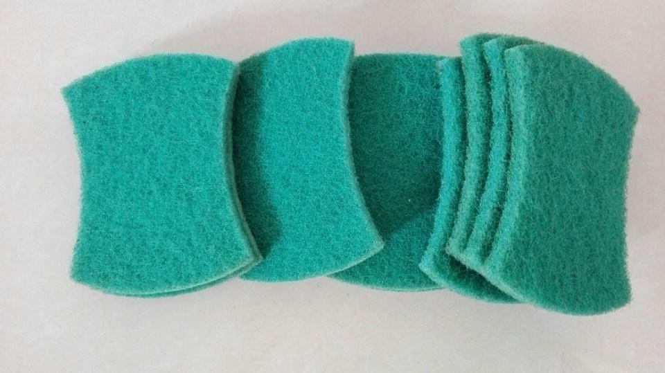 Excellent Quality Customize Sponge Scourer Pad
