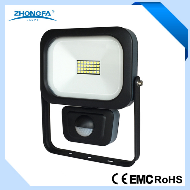 IP54 800lm LED Worklight with PIR Sensor