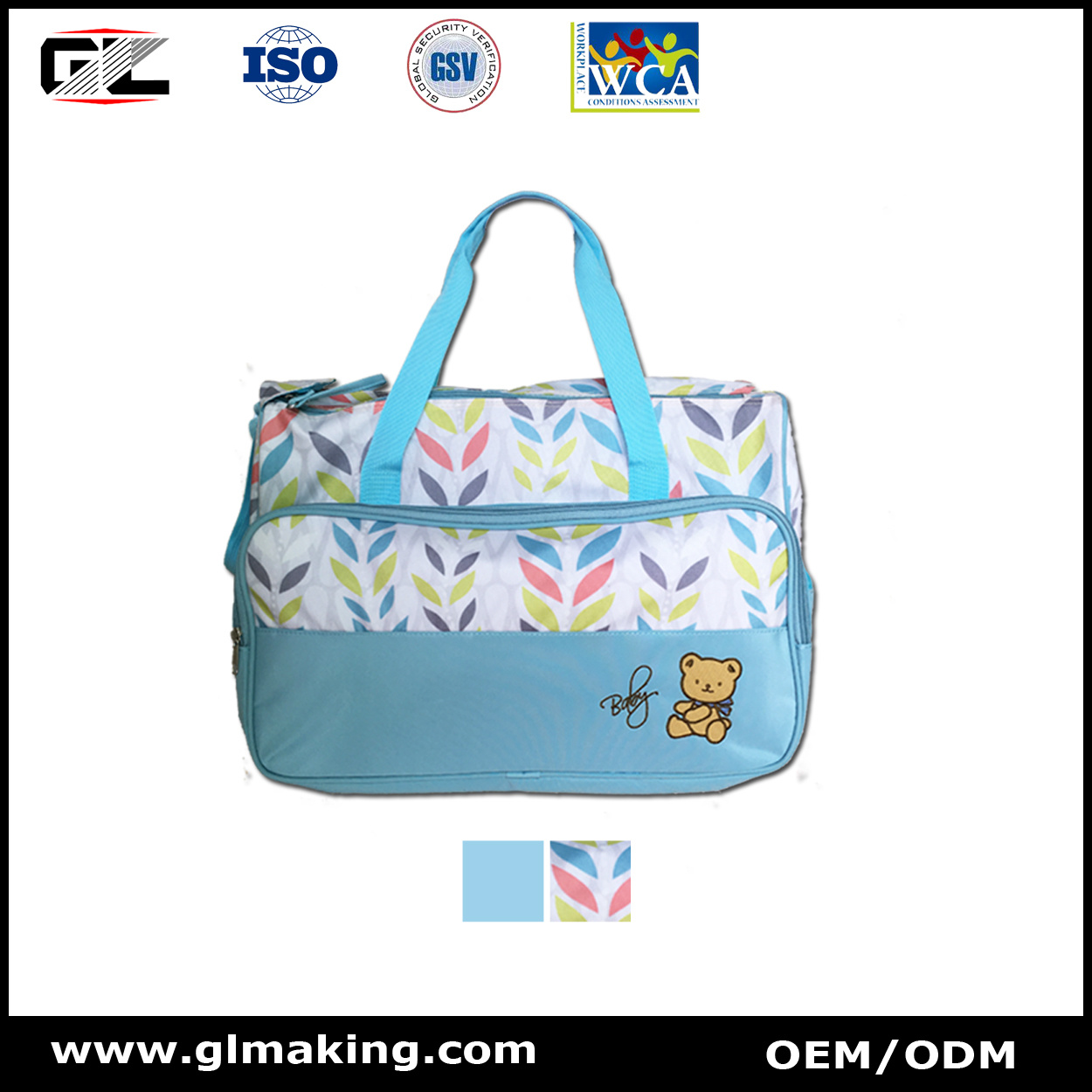 Popular Diaper Bag From Manufacturer