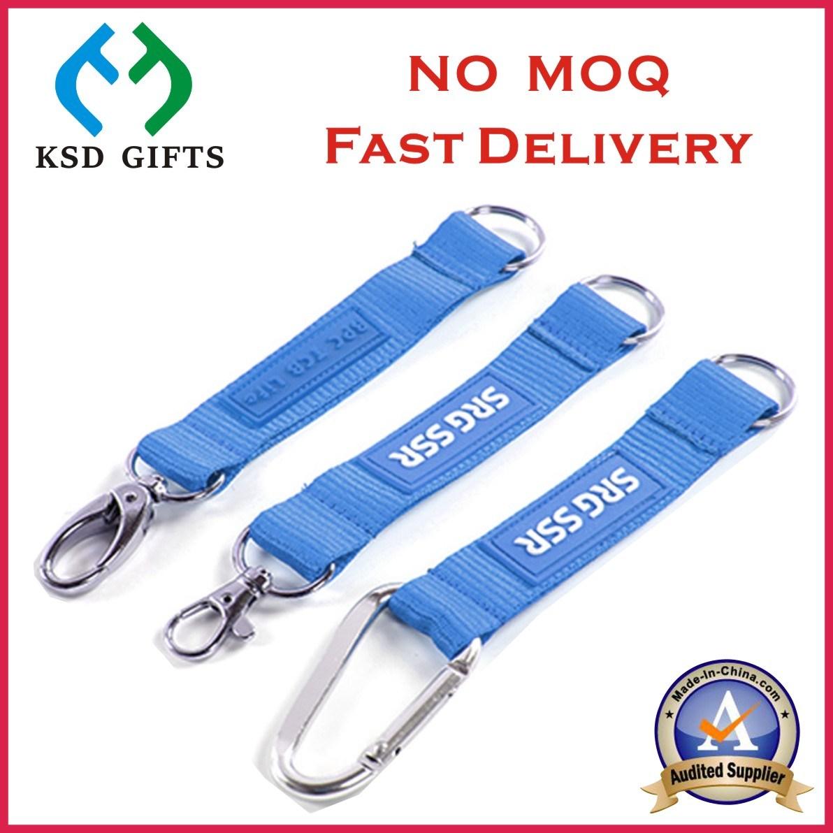Cheap Customized Short Lanyard Keyring (KSD-959)