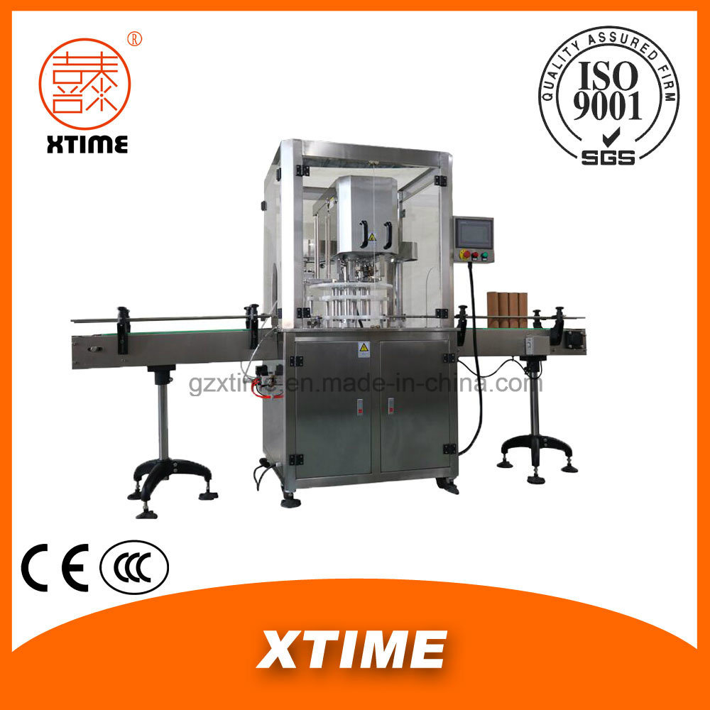 High Speed Fully Automatic Can Sealing Machine