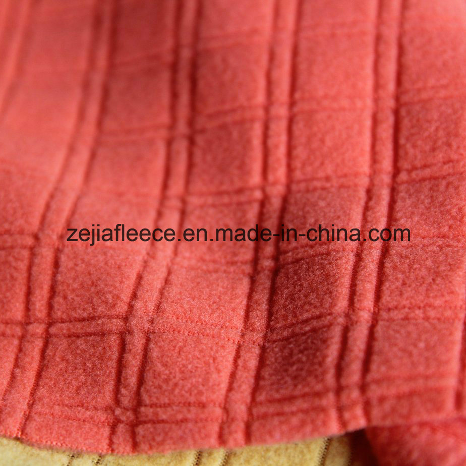 Drop Needle Micro Fleece for Baby Garment