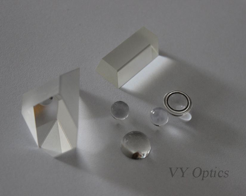 Optical UV Grade Fused Silice Beamsplitter Cube/Beam-Splitter