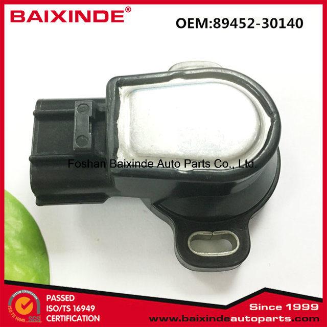 Throttle Position Sensor TPS Sensor 89452-30140 for Toyota Land Cruiser, Sequoia, Tundra, Prius; LEXUS LX470, GS300, GS430;