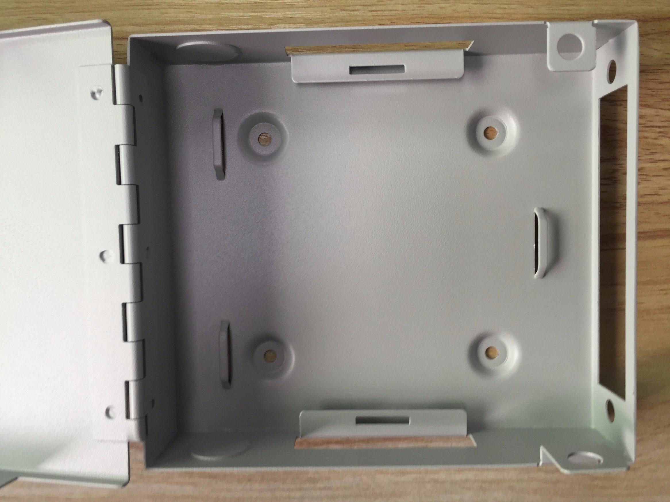 Custom Precision Sheet Metal Fabrication