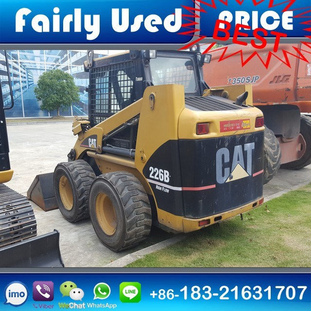 Used Cat 226b Skid Loader of Cat 226b Skid Loader