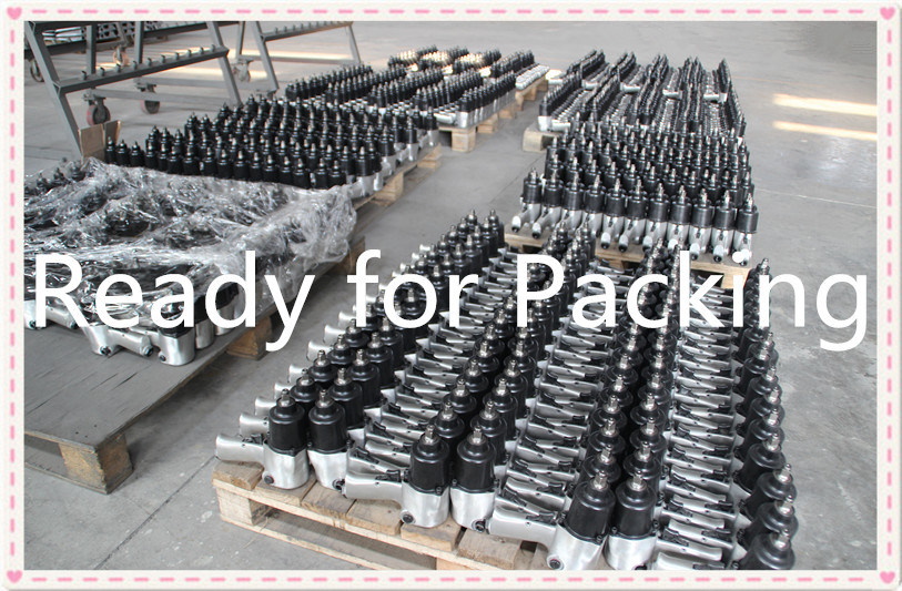 """High Performance 1/2"""" Pneumatic Wrench Professional Supplier"""