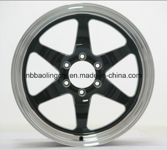 18 Inch Car Aluminum Wheels with PCD 6X139.7