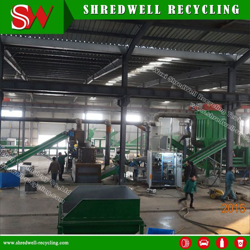 Low Price Waste Printer Recycling System for Sale