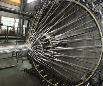 Wire Braiding Machine for Flex Hose
