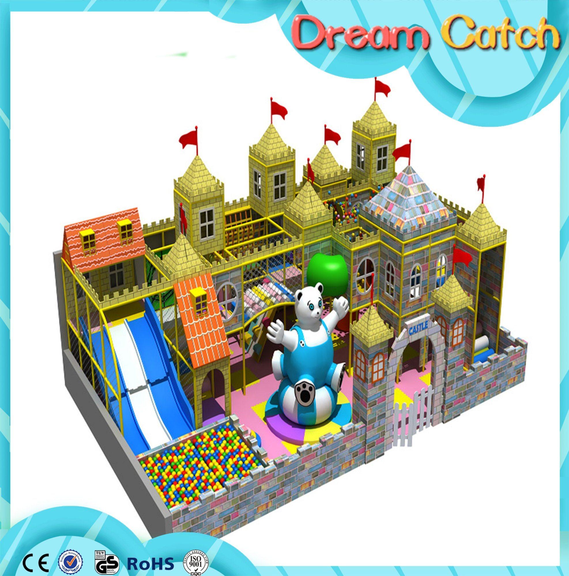 Children Toys Equipment Indoor Soft Playground for Sale