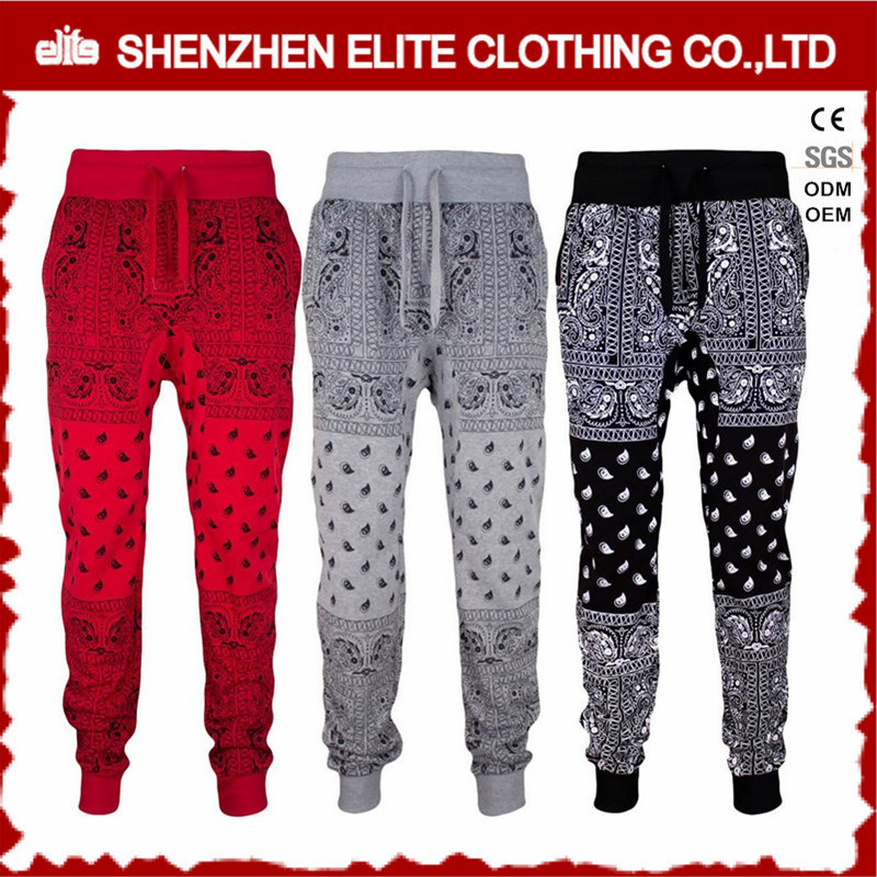 Wholesale Cheap Jogger Pants for Men and Women (ELTJI-19)