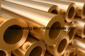 OEM Square Thin Walled Welded Brass Pipe and Tube