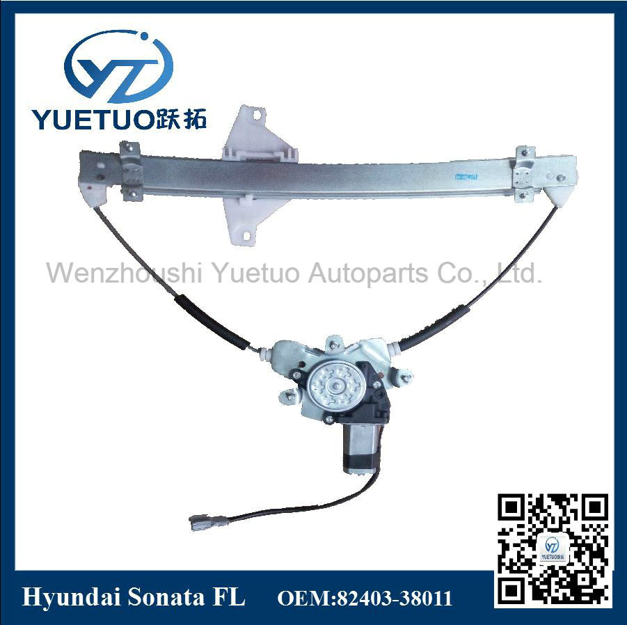 Auto Electric Window Regulator for Sonata Front Left 82403-38011