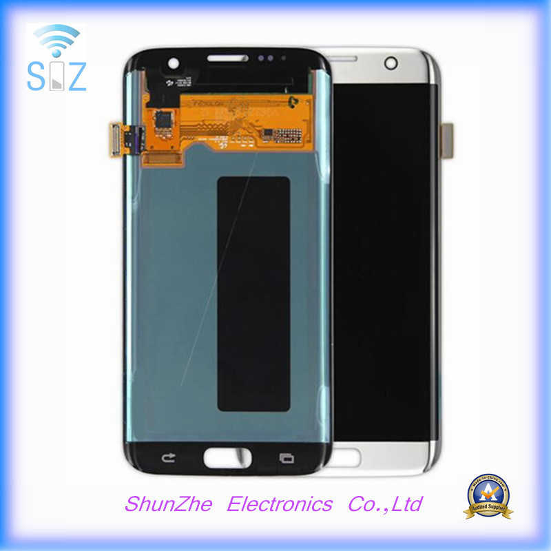 Smart Cell Phone Touch Screen LCD for Samsuny S7 Edge G9350 G935f