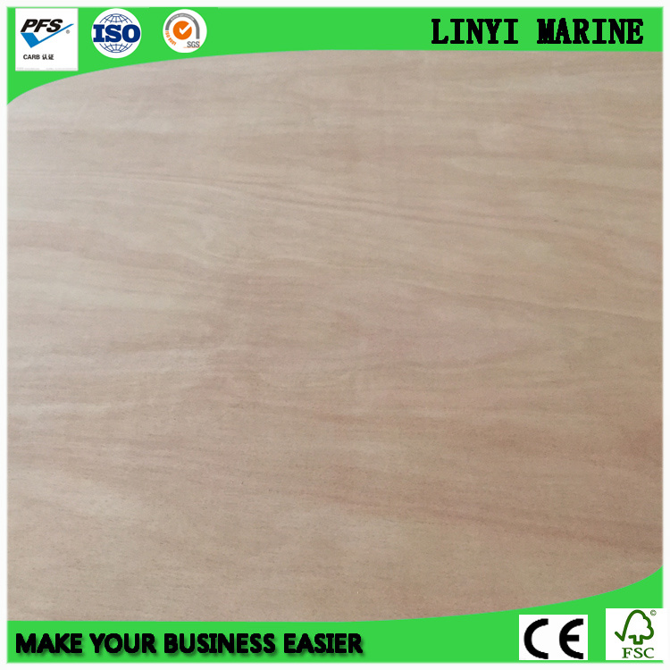 Pencil Cedar Plywood BB/CC Grade Hard Wood Core for Mexico Market 2.7mm-18mm