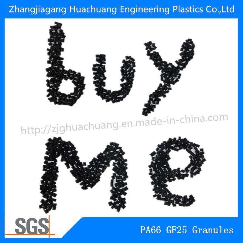 PA66 GF25 Plastic Material Virgin Plastic, Polyamide66 Resin Price