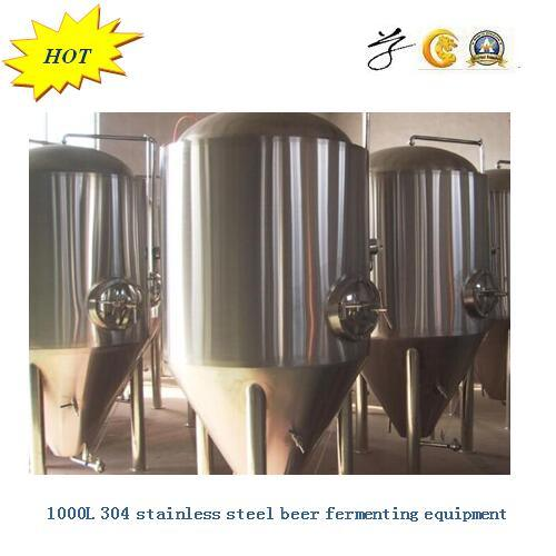 1000L 304 Stainless Steel Beer Fermenting Equipment