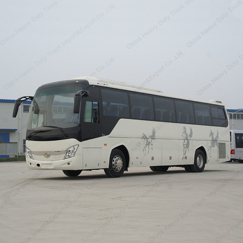 10.5m 42-55 Seats Diesel Bus Luxury Bus Tourist Bus with Low Price