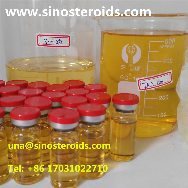 99% Purity Injectable Finished Steroid Oil 10ml Vials for Muscle Growth Cycle