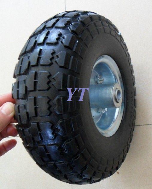 pneu plat libre rouleau plein de mousse d 39 unit centrale 10 pouces pneu plat libre rouleau. Black Bedroom Furniture Sets. Home Design Ideas