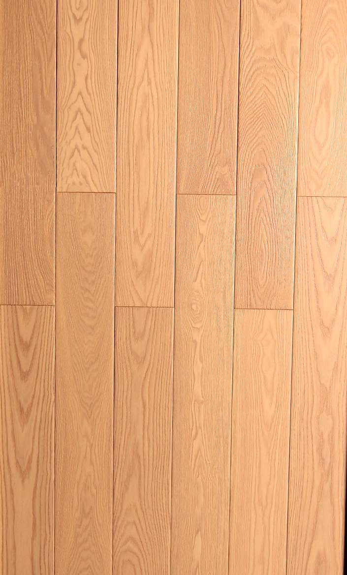 China ash brushed floor china wood floor solid wood floor Ash wood flooring