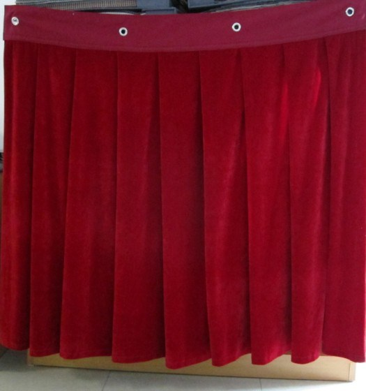 Motorized Stage Curtain China Stage Curtain Motorized