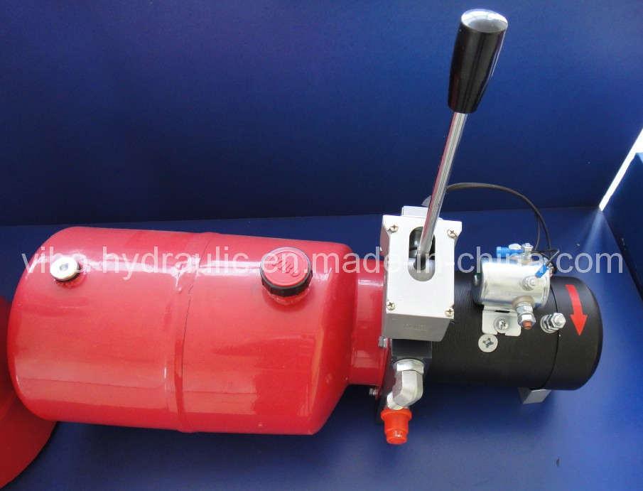 Hydraulic Pump&DC Hydraulic Power Units (VDPU-B1CKEDH**FE04D)