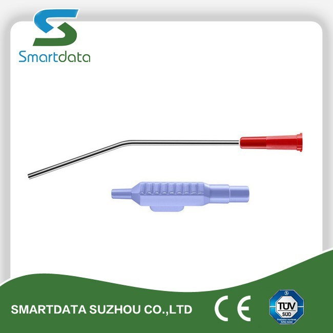 Disposable Ent Cannula, Medical Suction Cannula