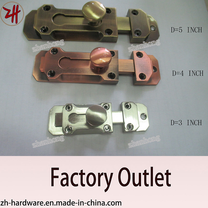 Zinc Alloy Door Mounting Bolt and Window Mounting Bolt (ZH-8072)
