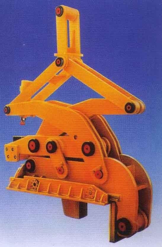Vertical Coil Lifter, Grab