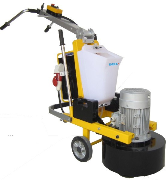 Floor concrete polishing machine e460 china concrete for Floor grinding machine